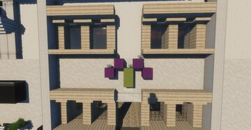 The Lavender Bloom (Helios City) Minecraft Map & Project