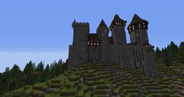 Burg Cheshires Minecraft Map & Project