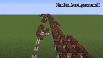 Fallen Kingdom Noteblock Minecraft Map & Project