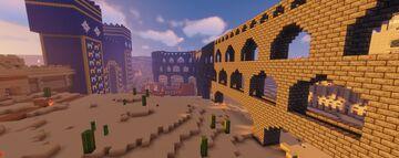 Roman Aqueduct Minecraft Map & Project