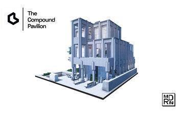 The Compound Pavilion | CC Minecraft Map & Project