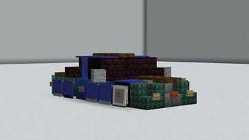 Hudson Hornet Minecraft Map & Project