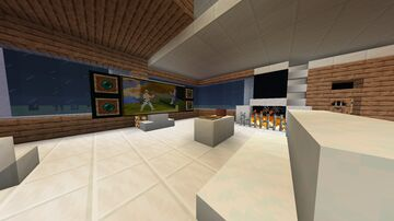 Dream House by Lakus22 Minecraft Map & Project