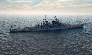 Fictional Battleship Merry Minecraft Map & Project