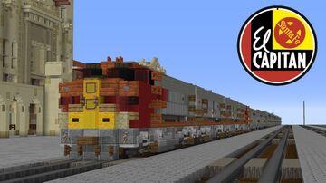 El Capitan Minecraft Map & Project