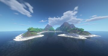 Luscious Island [1.16.2 Survival Map] Minecraft Map & Project