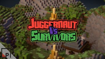 Juggernaut Vs Survivors Minecraft Map & Project