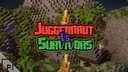 Juggernaut Vs Survivors Minecraft Map & Project