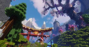 Heaven   on   Land --- SS-Verified Request Minecraft Map & Project
