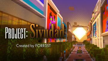 Project Siyudad Minecraft Map & Project