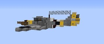 Bf 109 Minecraft Map & Project
