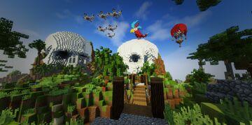 Pirate Island Spawn V1 Minecraft Map & Project