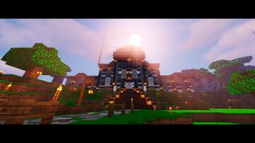 Social Hangover Museum Minecraft Map & Project