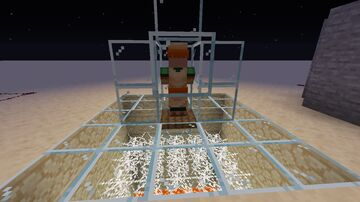 Eight Punishments Minecraft Map & Project