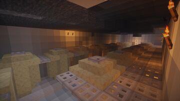 Tomelloso: Casa Cueva (in progress) Minecraft Map & Project