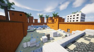 Aim_Dust csgo Minecraft Map & Project