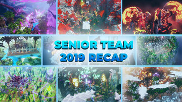Minecraft Cinematic | Senior Team 2019 Minecraft Map & Project