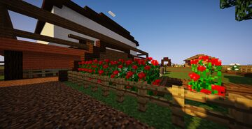 """Farm Project """"The Trailer"""" Map REMAKE Minecraft Map & Project"""