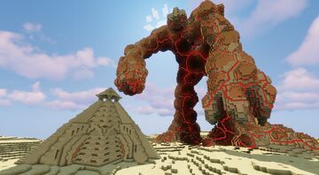 Fantasy map Minecraft Map & Project