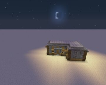 It is my house I do on my youtube. Minecraft Map & Project