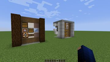 Bone Meal To Bamboo Converter - 9000 bamboo / hour Minecraft Map & Project