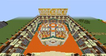 Knockback Arena Minecraft Map & Project