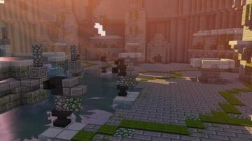 BIONICLE: Metru Nui (WIP) 12.2 Minecraft Map & Project