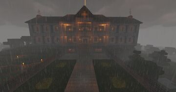 Hereforge Manor Minecraft Map & Project