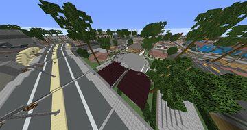 GTA San Andreas | Los Santos (Parts RIP-OFF) Minecraft Map & Project