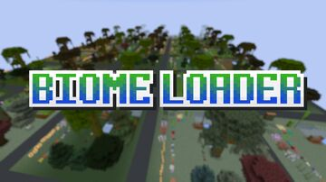 BiomeLoader v1.1 Minecraft Map & Project