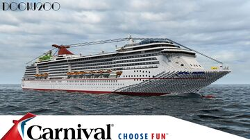 Carnival Legend Minecraft Map & Project