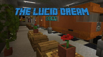 The Lucid Dream - Demo version -  horror map Minecraft Map & Project