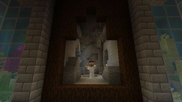 Tridonia - The Most advanced bedrock realm Minecraft Map & Project