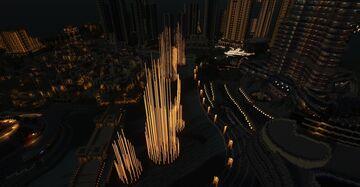 Project Dubai 2020 Minecraft Map & Project