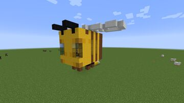 Bee house Minecraft Map & Project