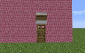 Sunny Bunnies Mall Minecraft Map & Project