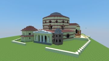 Rotunda of Thessaloniki Minecraft Map & Project