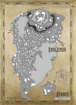 Knalenor Minecraft Map & Project