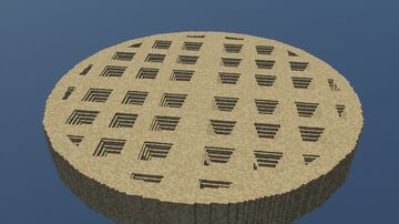 Waffle Minecraft Map & Project