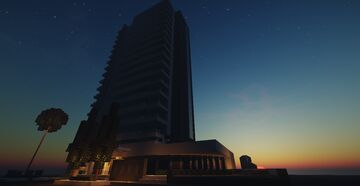 Modern Building #2 Minecraft Map & Project