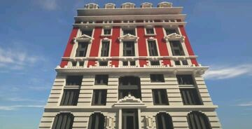 Singer Building Minecraft Map & Project