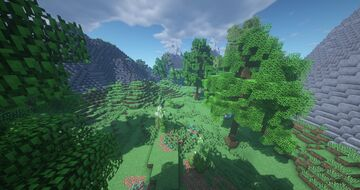 Forest/Spawn [Terra]   [free] Minecraft Map & Project