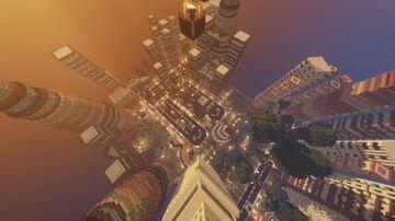 City lobby 250x150 Minecraft Map & Project