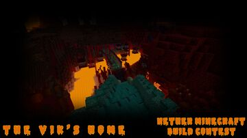 The Vik's Home, Who lives the Hell's cruelest head collector Minecraft Map & Project