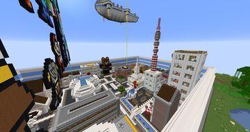 La République Démocratique de L'ours Minecraft Map & Project