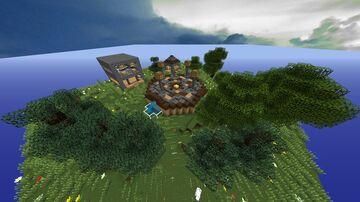 Spawn Du Serveur Hezon Minecraft Map & Project
