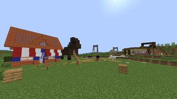 SodaCraft Official Season One World Minecraft Map & Project
