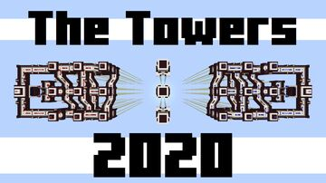 The Towers 2020 Minecraft Map & Project