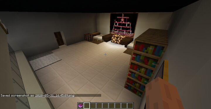 1.14.4 Simple Modern Mansion Minecraft Map