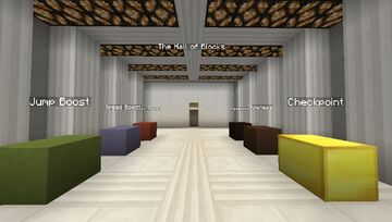 5 levels Minecraft Map & Project